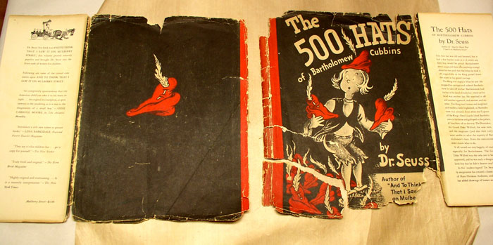 fragments of dust jacket
