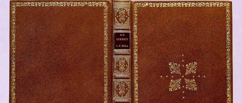 period bookbinding, Full leather 18th century style binding, full gilt, sprinkled calf, book restoration
